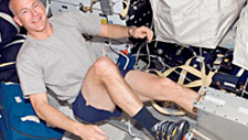 Benjamin Levine: Staying Fit in Space