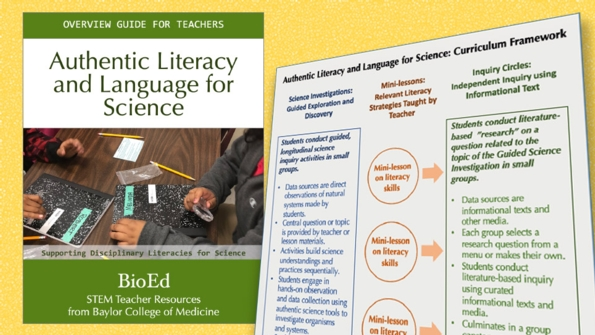 Authentic Literacy and Language (ALL) for Science